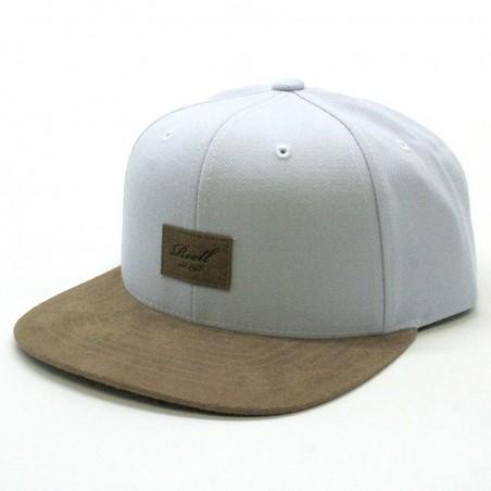 Reell Suede light blue Cap