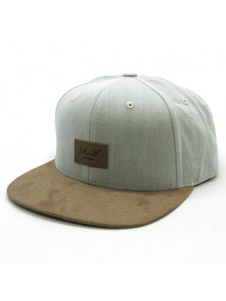 Reell Suede light grey Cap