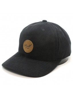 Gorra Reell CURVED negro