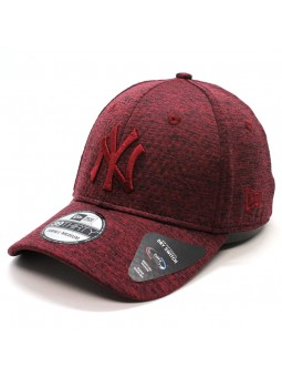 New York YANKEES Dry Switch MLB 39THIRTY New Era Bourdeaux Cap