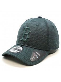 Boston RED SOX Dry Switch MLB 39THIRTY New Era Dark Green Cap