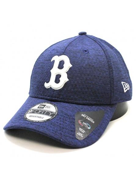 Gorra Boston Red Sox Dry Switch MLB 9FORTY New Era marino