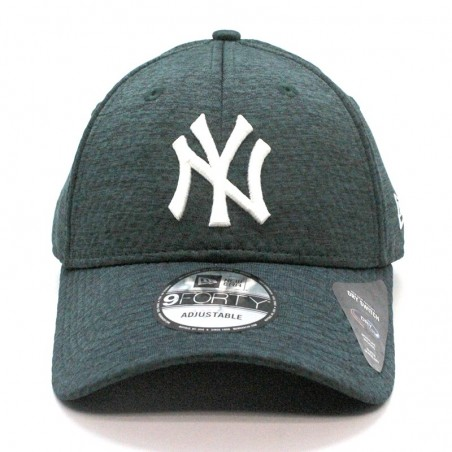 New York YANKEES Dry Switch MLB 9FORTY New Era dark green Cap