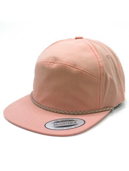 Gorra Color Braid FLEXFIT jockey naranja claro (7005CB)