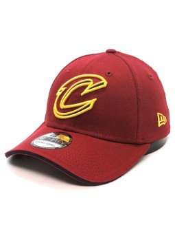 Cleveland CAVALIERS team 39THIRTY NBA New Era maroon Cap