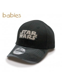Gorra de Bebé STAR WARS Camo 9FORTY New Era negro (toddler)