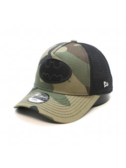 BATMAN Character Camouflage youth truckerCap