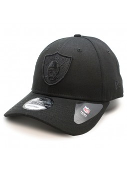 Oakland RAIDERS NFL Snapback New Era 9FORTY Black Youth Cap