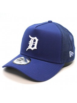 Detroit TIGERS League Essential MLB New Era royal trucker Cap
