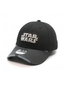 Gorra de niño STAR WARS Camo 9FORTY New Era negro