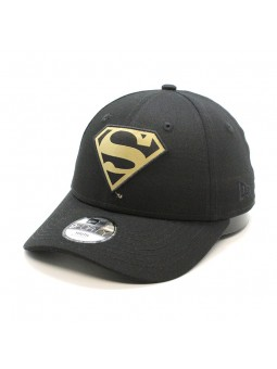 Gorra de niño SUPERMAN Character 9FORTY New Era negro