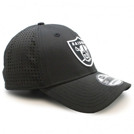 Oakland RAIDERS 39THIRTY Feather perf NFL Team New Era black Cap