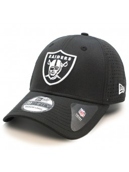 Gorra Oakland RAIDERS 39THIRTY Feather perf NFL Team black New Era