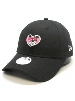 Disney Essential MINNIE MOUSE 9FORTY New Era black Cap