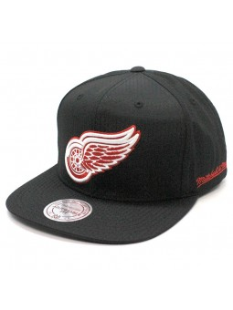 Detroit RED WINGS NHL Mitchell & Ness Riphoney Cap
