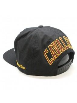 Cleveland CAVALIERS NBA Mitchell & Ness Riphoney Cap