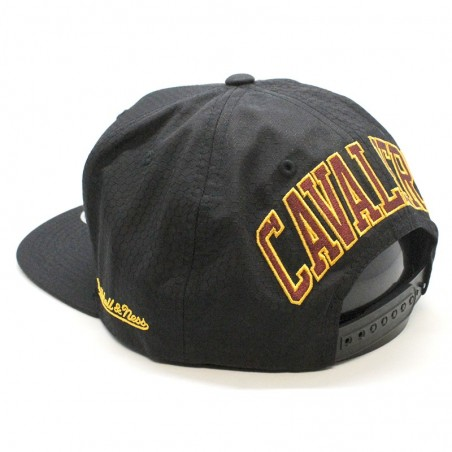 Cleveland CAVALIERS NBA Mitchell & Ness Riphoney Cap