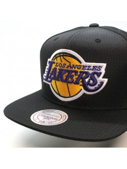 Los Angeles LAKERS NBA Mitchell & Ness Riphoney Cap