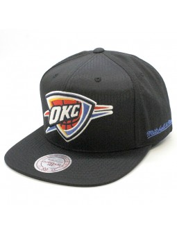 Oklahoma City THUNDER NBA Mitchell & Ness Riphoney Cap