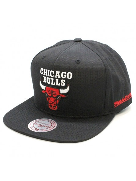 Chicago BULLS NBA Mitchell & Ness Riphoney Cap