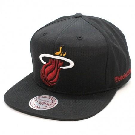 Miami HEAT NBA Mitchell & Ness Riphoney Cap