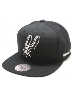 San Antonio SPURS NBA Mitchell & Ness Riphoney Cap