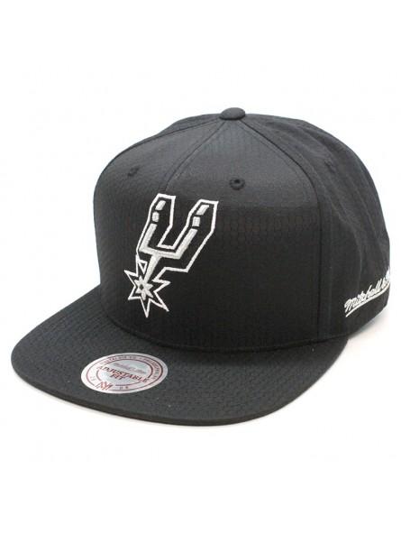 San Antonio SPURS NBA Mitchell & Ness Riphoney Cap