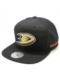 Anaheim DUCKS NHL Riphoney Mitchell & Ness Cap