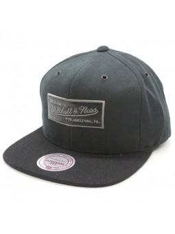 Snapback Cap Mitchell & Ness Terrain black