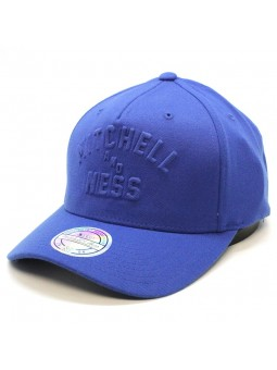 Gorra Mitchell & Ness 326 azul royal