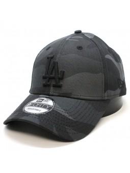 Gorra de niño Los Angeles DODGERS MLB Camo 9FORTY New Era black