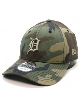 Detroit TIGERS MLB Camo 9FORTY New Era camouflage youth cap