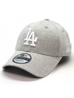 Los Angeles DODGERS MLB winterised New Era 9FORTY grey Youth Cap
