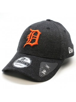Detroit TIGERS MLB winterised New Era 9FORTY black Youth Cap
