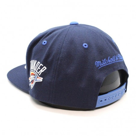 Mitchell & Ness Cap Reflec VI29Z Oklahoma City Thunder