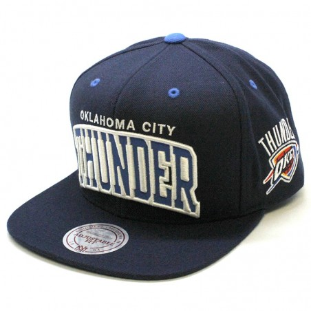 Gorra Oklahoma City THUNDER NBA Reflect VI15Z Mitchell & Ness