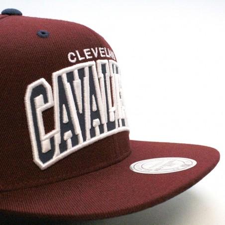Mitchell & Ness Cap Reflec VI29Z Cleveland Cavalier