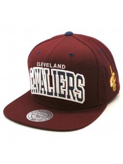 Cleveland CAVALIERS NBA Reflect VI15Z Mitchell & Ness Cap