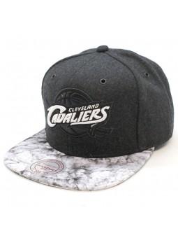 Cleveland CAVALIERS NBA Volcano NBA Mitchell & Ness Cap