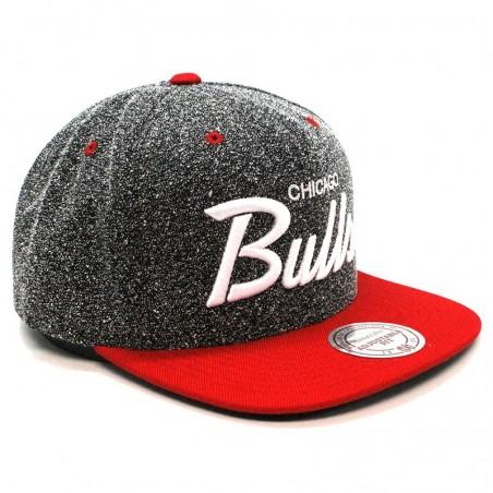 Mitchell & Ness Cap Static VI17Z Chicago Bulls