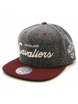 best loved a942e d0acd Mitchell   Ness Cap Static VI17Z Cleveland Cavaliers