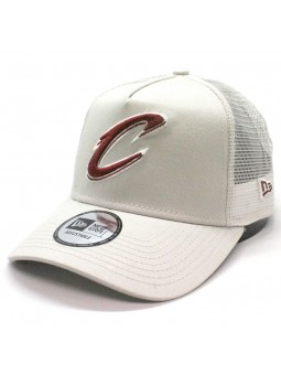 Cleveland CAVALIERS Essential NBA New Era stone trucker cap