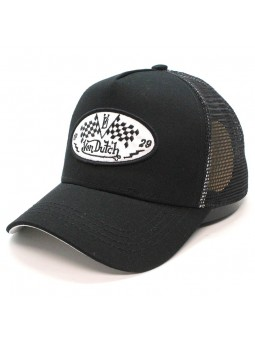 Von Dutch DAM black Cap