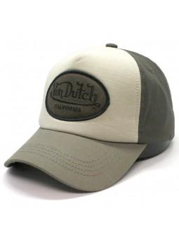 Von Dutch Jack TOI2 beige/olive cap