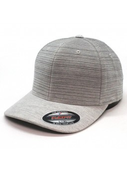 FLEXFIT 6277GM Melange Ivory grey Cap