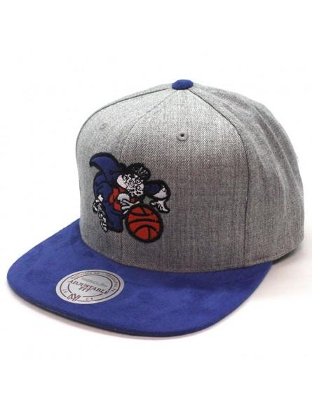 New York Knicks NBA Mitchell & Ness EU1012 snapback grey Cap