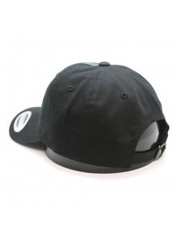 Gorra FLEXFIT 6245DS Stripe dad Hat negro