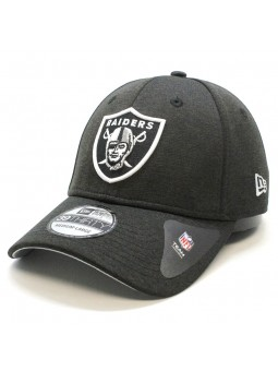 Oakland RAIDERS NFL Shadow Tech 39THIRTY New Era black Cap