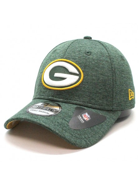 Green Bay PACKERS NFL Shadow Tech 39THIRTY New Era green Cap