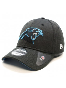 Carolina PANTHERS NFL Shadow Tech 39THIRTY New Era black Cap